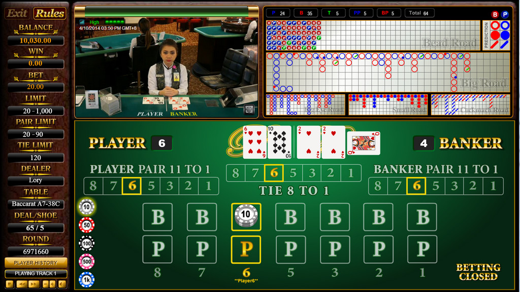 Find The Uniqueness Of Gambling In Online Das Live Casino